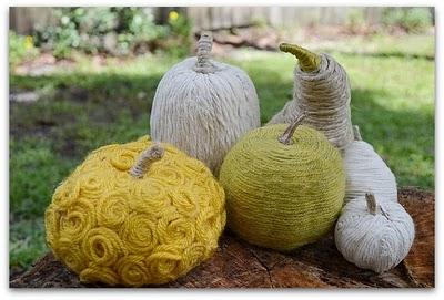 gourds and pumpkins yarn