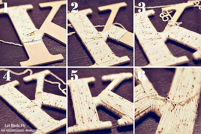 yarn-wrapped-letters-steps-uncommon-designs