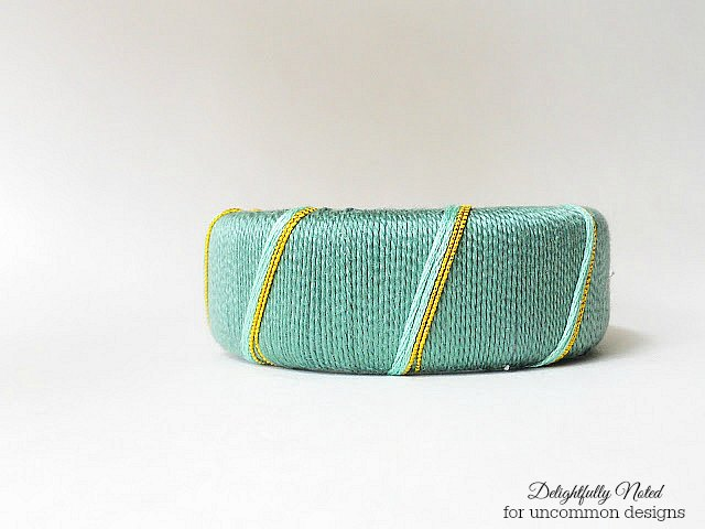 thread-wrapped-bangle-bracelet