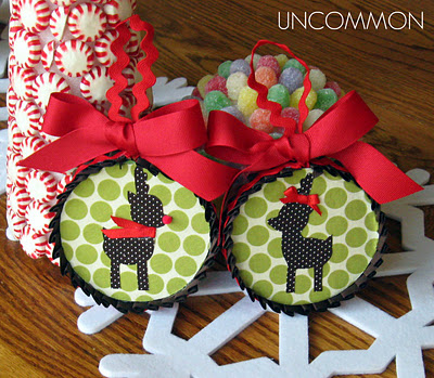 Reindeer Ornaments uncommon Tutorial