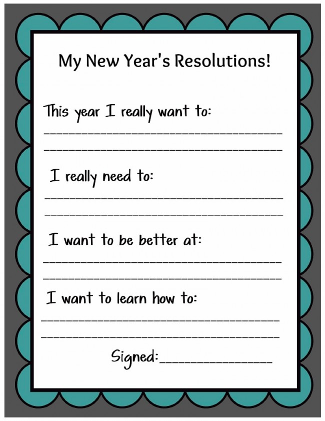 new year resolutions 2011 essay