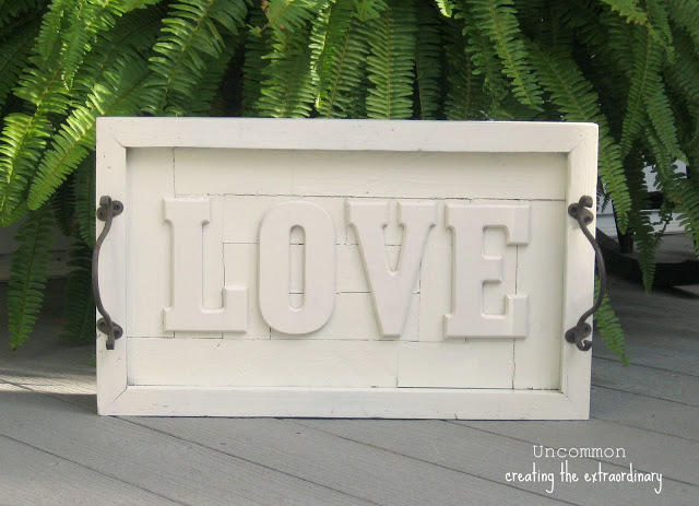 LOVE Tray fern Uncommon 2012