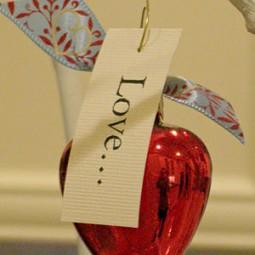 Love Tree Ornament