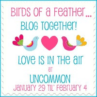 Love is in the Air Blog Button