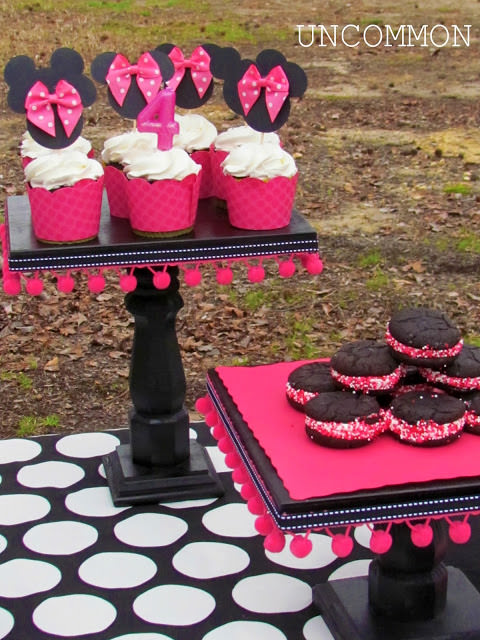 Personalized Cupcake Stands - Uncommon Designs