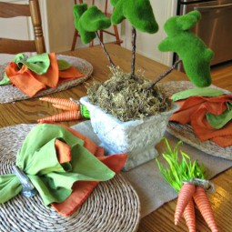 Easter Tablescapes for Everyday Living