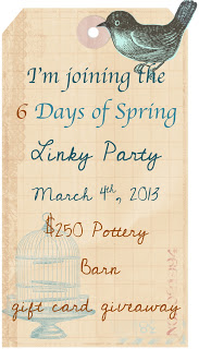 spring link party button