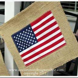 Uncommon 4th of july Burlap banner 1 2011_thumb[4]