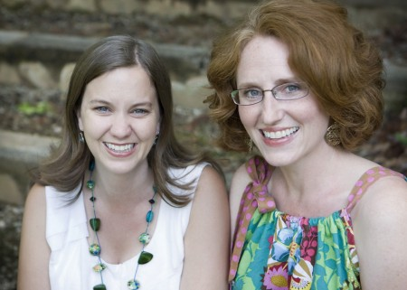Trish and Bonnie from Uncommon Designs. via www.uncommondesignsonline.com