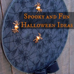 spooky and fun halloween ideas