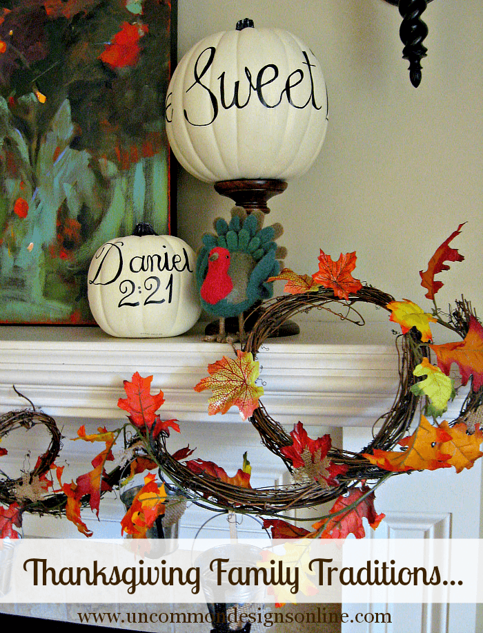 Thanksgiving Home decor Ideas #MyKindOfHoliday