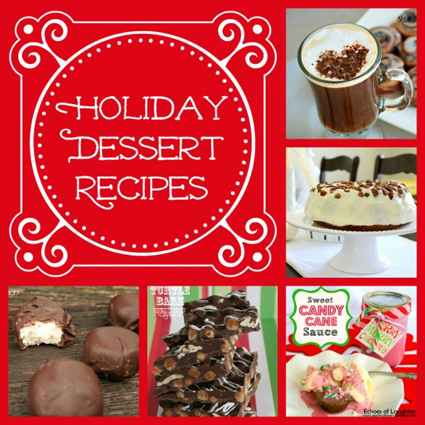 holiday dessert recipes