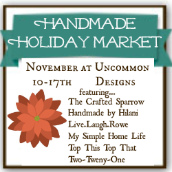 Handmade Holiday Market: Shop Link- Up