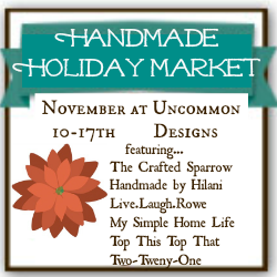 Handmade Holiday Market: Simple Home Life