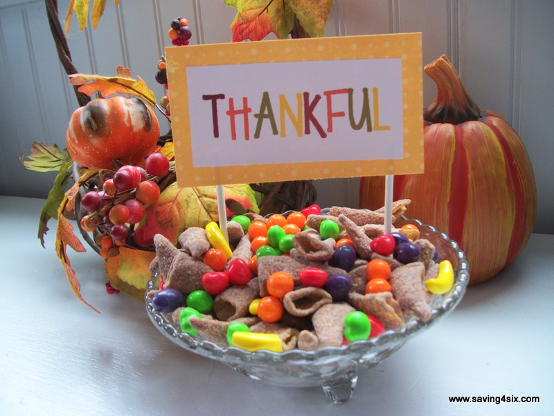 Thanksgiving Kids Table Ideas And Recipes