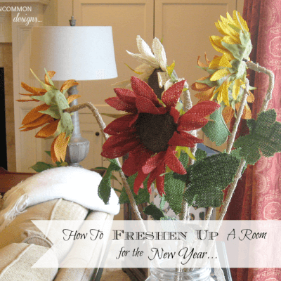 Freshen Up a Room for the New Year with Kirkland's and a Giveaway …