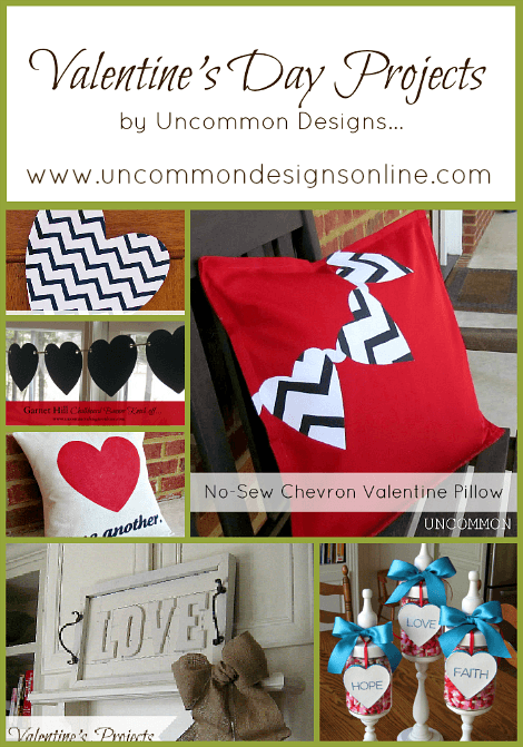 Valentine Crafts Uncommon Designs