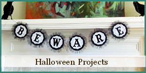 Halloween Projects