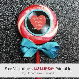 free valentine printable