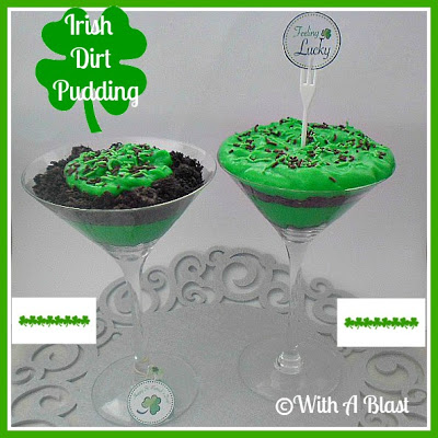 Irish Dirt Pudding