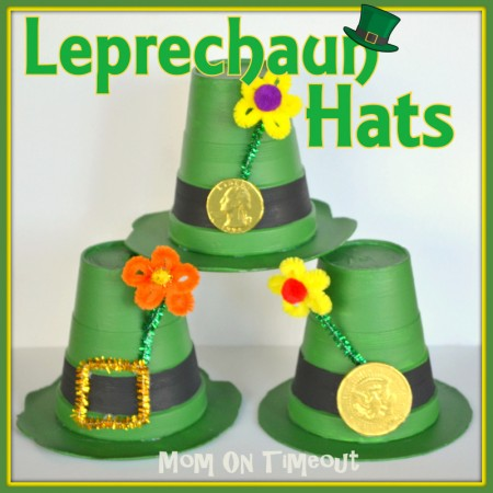 St.Patrick's day- Hats
