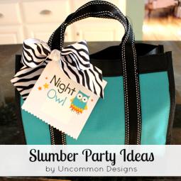Slumber-Party-Ideas