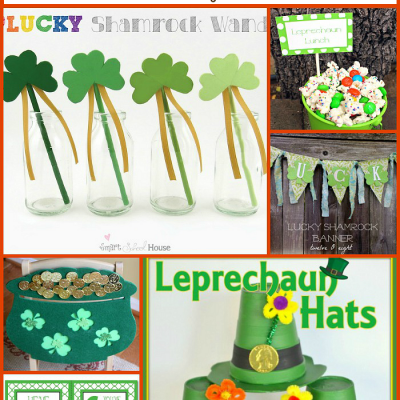 12 St. Patrick's Day DIY Ideas