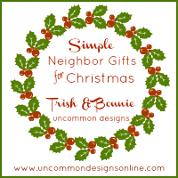 simple neighbor gifts for christmas