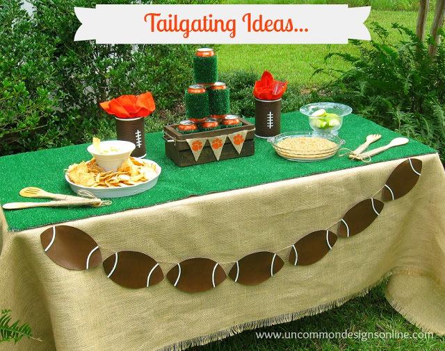 tailgating ideas