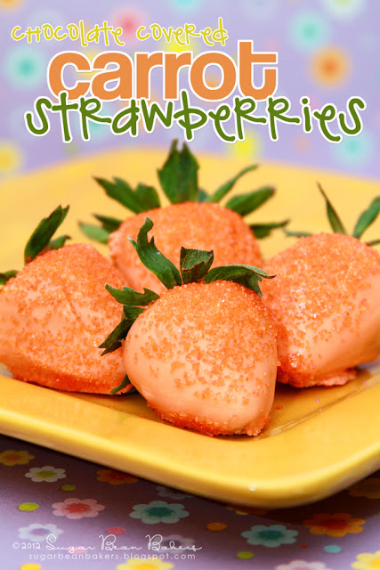 carrot-strawberries