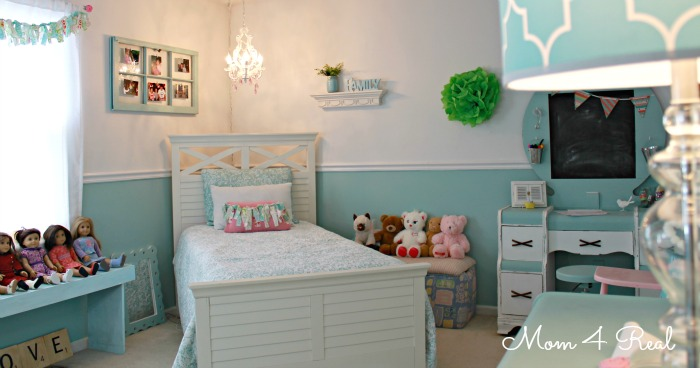 cottage bedroom reveal