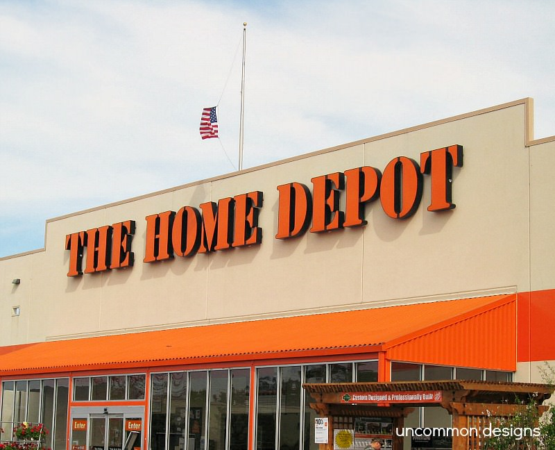 The home depot store the home depot flex lg p for Shop home depot