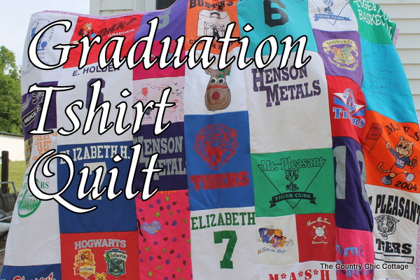 graduation tshirt quilt-002