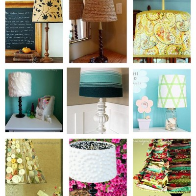 Lovely Lampshades … Hometalk Style