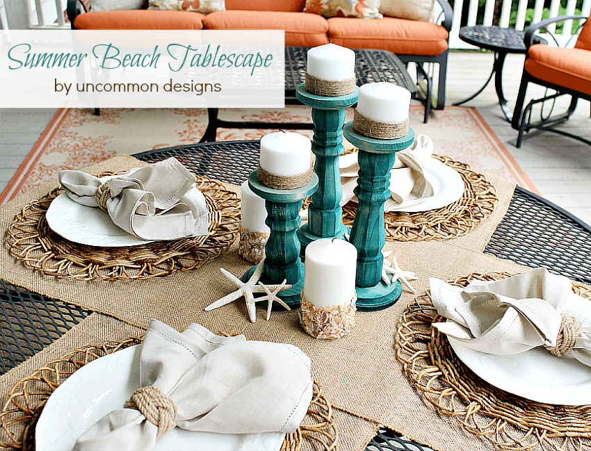 Beach-inspired-tablescape