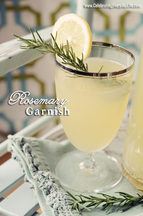 Lemonade-Rosemary-Garnish