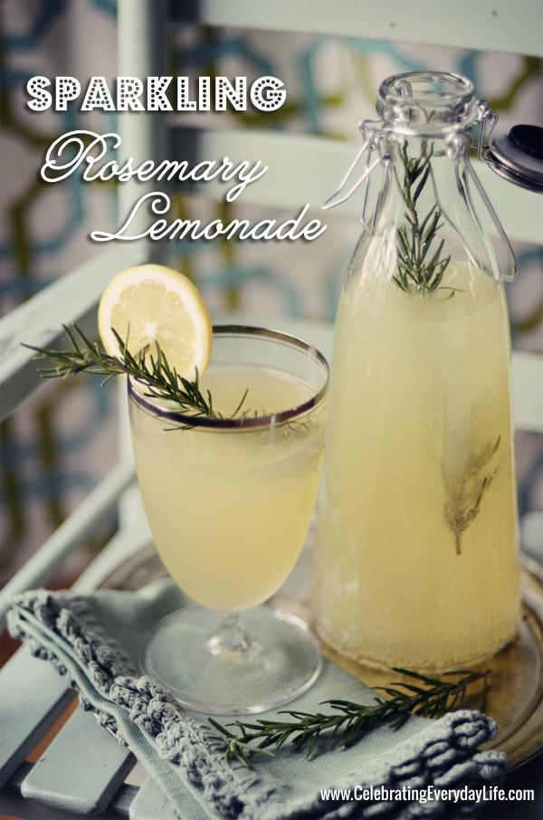 Sparkling-Rosemary-Lemonade