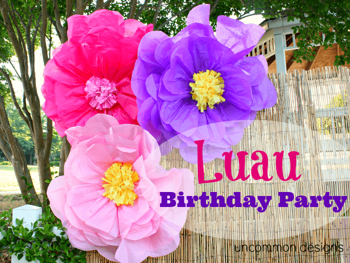 Magnificent Hawaiian Luau Party Decorations 700 x 526 · 196 kB · png