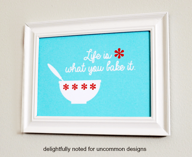 printable kitchen art