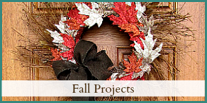 Uncommon Designs Fall Projects