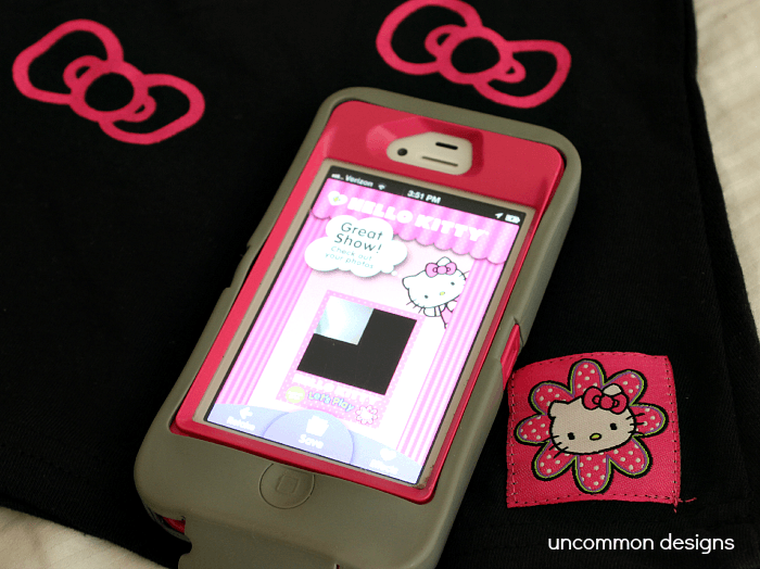 hello kitty kukee app