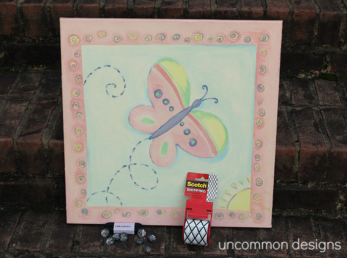 make your own memo board