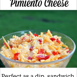 The Best Pimiento Cheese Dip Recipe