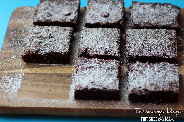 One Pot Brownie Recipe