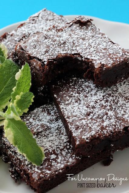 Mint Brownie Recipe