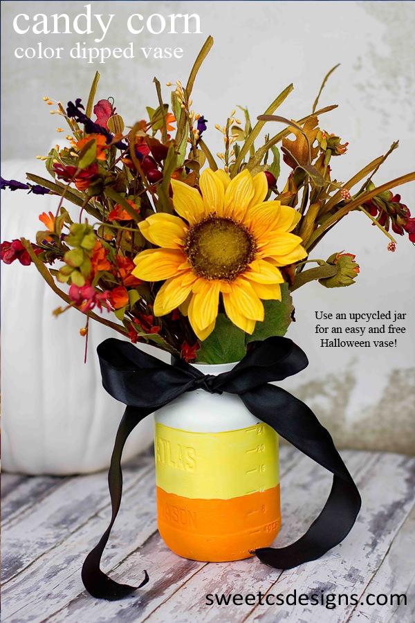 Halloween Mason Jar Ideas Un mon Designs