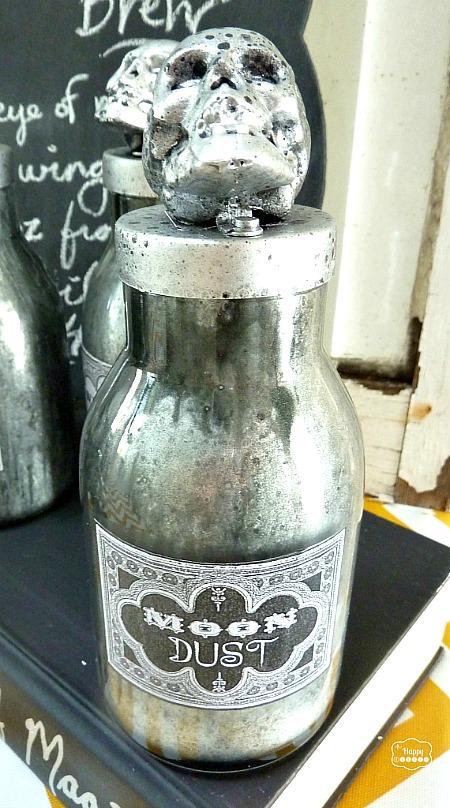 DIY-faux-mercury-glass-Potion-bottles-for-Halloween