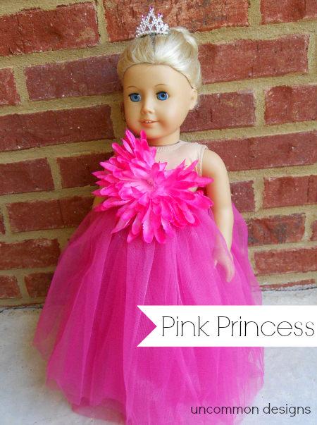 american girl princess costume