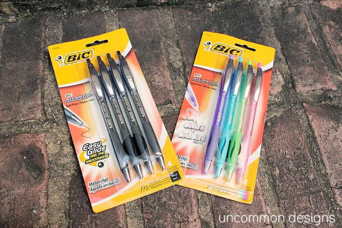 Bic Atlantis Pens