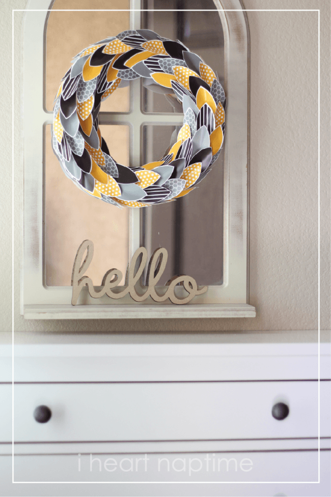 printable fall wreath